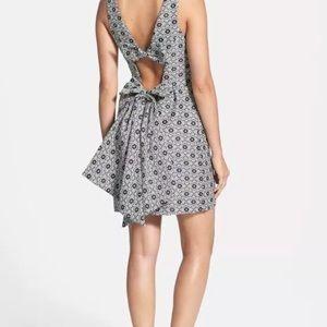 NWT Erin Fetherston Winnie Jacquard Dress 0 $295